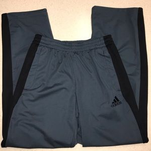 Adidas Pants Gray Black